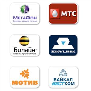 Операторы сотовой связи Маслянино