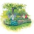 Crona Medical&spa hotel - иконка «сад» в Маслянино